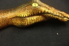 Alligatorhand