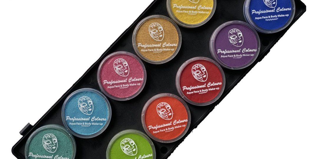 schmink PXP professional colours creatief creaatief